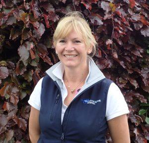 Hattie Lawrence, Equine Director UK