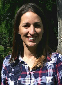 Zoe Gratwick, Oaklands Equine Hospital